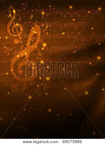 musical background easy all editable