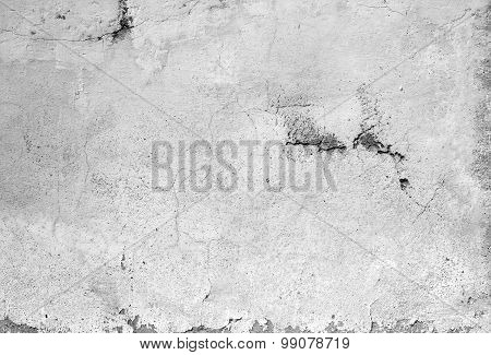 White concrete dirty wall texture