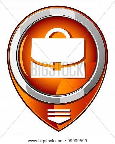 Case - Orange Pointer