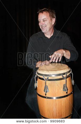 Live Percussionist