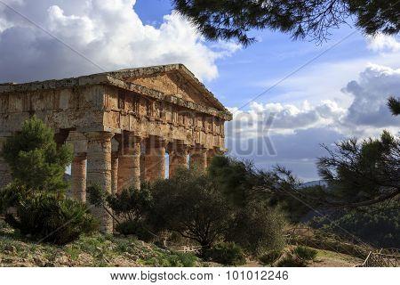 Segesta Temple