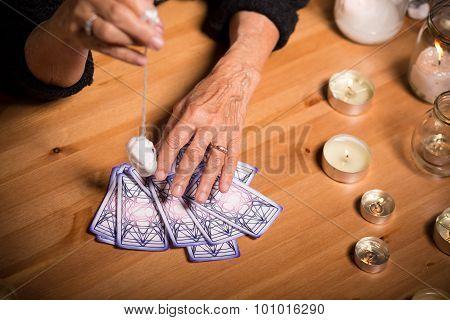 Choosing A Card