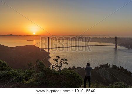 Golden Gate Bridge, Sfo