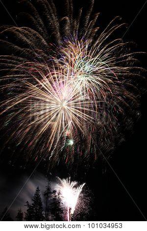 Fireworks Celebration Display
