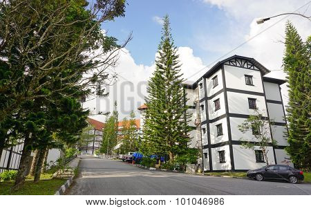 Hotel Resort In Cameron Highlands