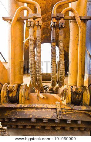 Machinery  Bulldozer