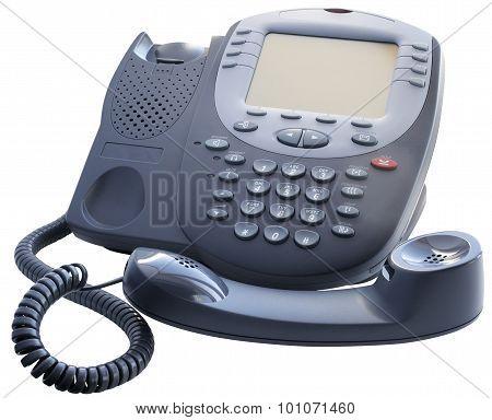 Office Digital Telephone Off-hook