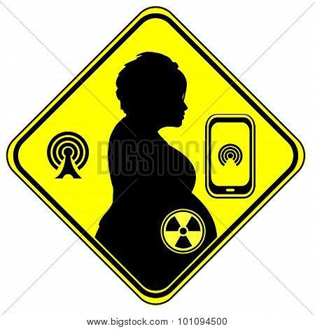 Cell Phone Danger To Unborn Child