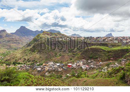 Assomada In Santiago Island Cape Verde - Cabo Verde