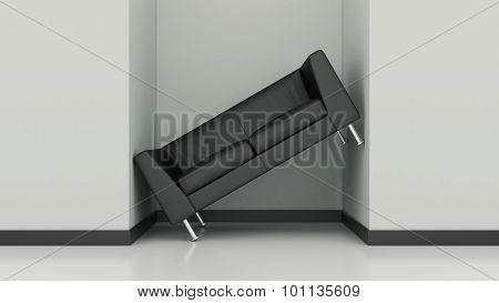 furniture in small space