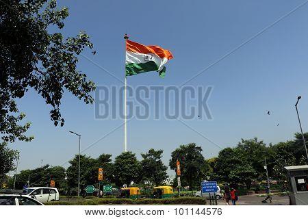 Tiranga, the national flag of India