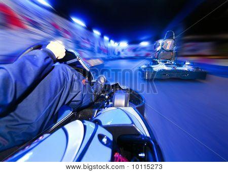 Go-cart Race