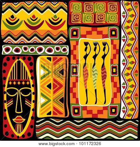 African Design Elements