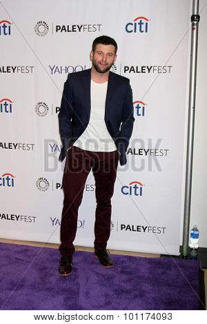LOS ANGELES - SEP 9:  Brent Morin at the PaleyFest 2015 Fall TV Preview - NBC at the Paley Center For Media on September 9, 2015 in Beverly Hills, CA