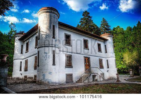 Old Villa Built In Late 1800S In Sardinia