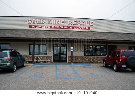 Gold Mine Resale