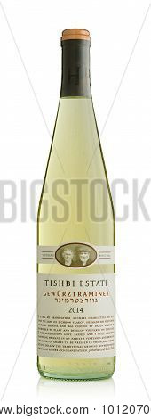 Wine Tishbi Estate Gewurztraminer 2014