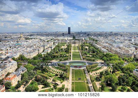 Paris Champ De Mars