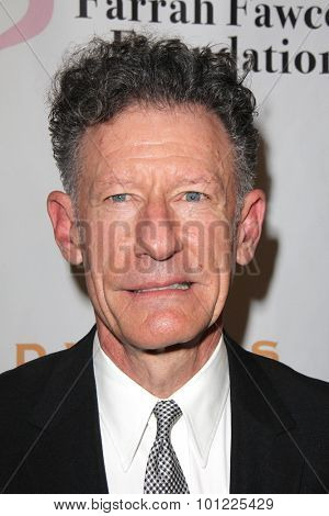 LOS ANGELES - SEP 9:  Lyle Lovett at the Farrah Fawcett Foundation Presents 1st Annual Tex-Mex Fiesta at the Wallis Annenberg Center for the Performing Arts on September 9, 2015 in Beverly Hills, CA
