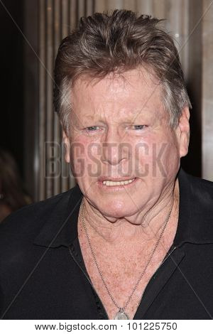 LOS ANGELES - SEP 9:  Ryan O'Neal at the Farrah Fawcett Foundation Presents 1st Annual Tex-Mex Fiesta at the Wallis Annenberg Center for the Performing Arts on September 9, 2015 in Beverly Hills, CA