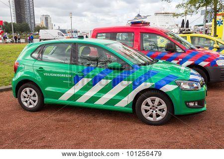 Veiligheidsregio Rotterdam Auto