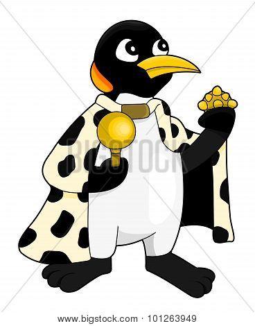 Emperor Penguin Cartoon