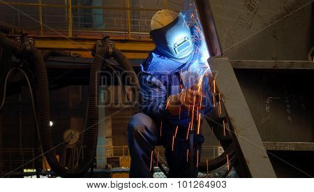 Welding With Mig-mag