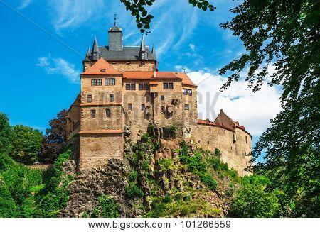 Kriebstein castle, Saxony