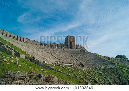Amphitheater At Pergamon