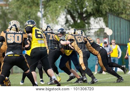 American Football Warriors