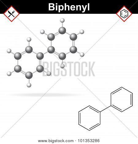Biphenyl Model