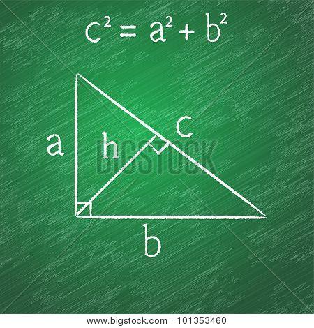 Pythagorean Proposition On School Board