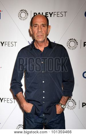 LOS ANGELES - SEP 11:  Miguel Ferrer at the PaleyFest 2015 Fall TV Preview - NCIS: Los Angeles at the Paley Center For Media on September 11, 2015 in Beverly Hills, CA