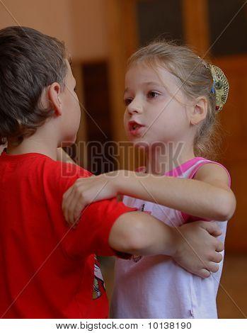 At Dance Training