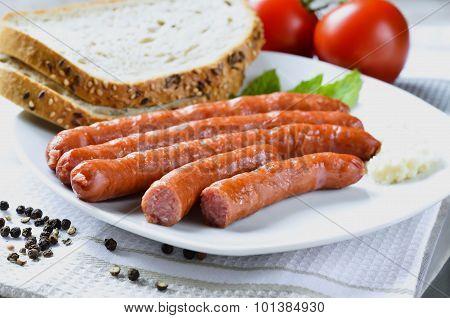 Boiled Sausage..