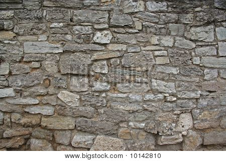 Texture Of Church Wall In Kamenets