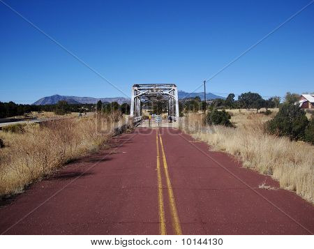 Old Route 66 - view1