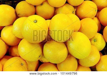Navel Orange, Group Of Friut