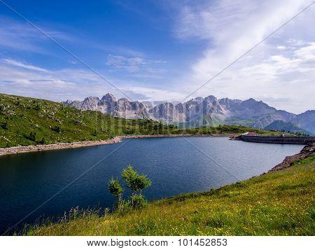 Lago Di Cavia - Dolomites - Italy