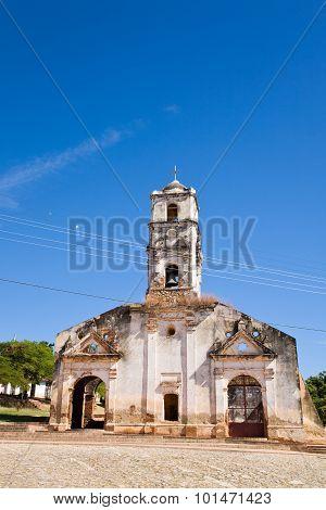 Saint Anna Church, Trinidad, Cuba