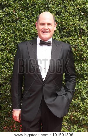 LOS ANGELES - SEP 12:  Anthony Weiner at the Primetime Creative Emmy Awards Arrivals at the Microsoft Theater on September 12, 2015 in Los Angeles, CA