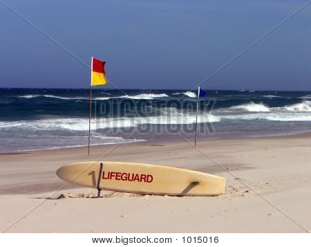 Board And Beach