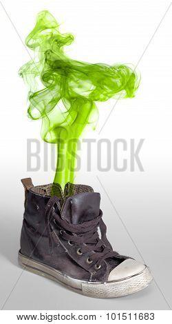 Stinky Sneaker