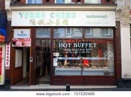 Chinese Hot Buffet London