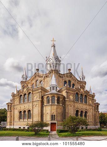 Sankt Pauli Kyrka