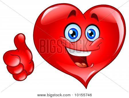 Thumb Up Heart