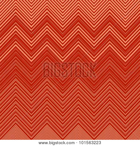 Geometric Vibrating Wave Pattern.