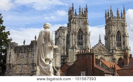 York In England
