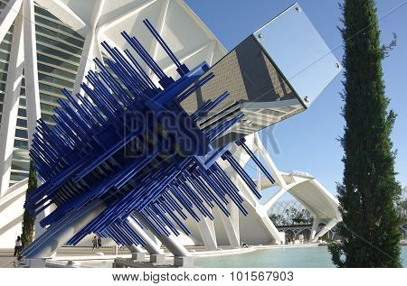 City Of The Arts And The Sciences