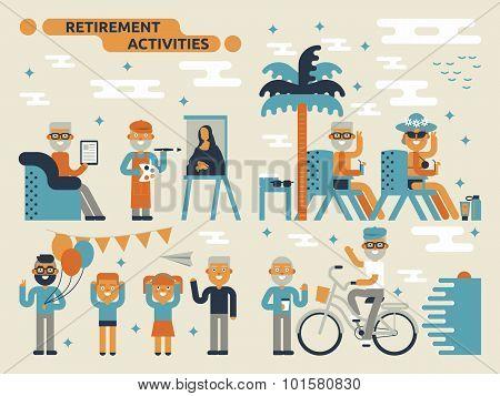 Retirement Activities